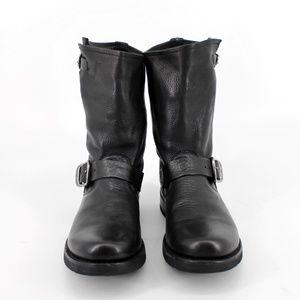 Frye Shoes - Frye | Veronica Short Vintage Leather Boots 7.5